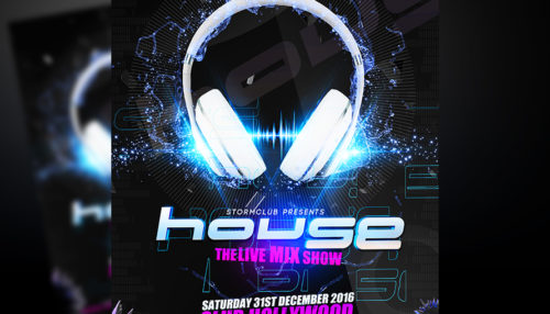 Electro House Party Experience