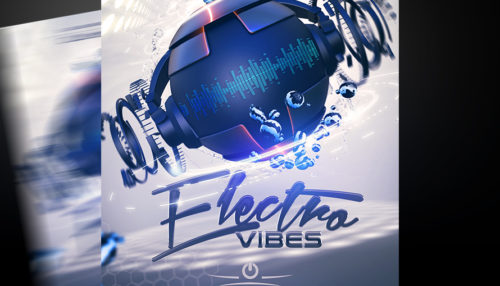 Electro Vibes Flyer Template