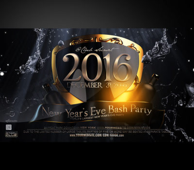 New Years Eve Flyer Template v4_2