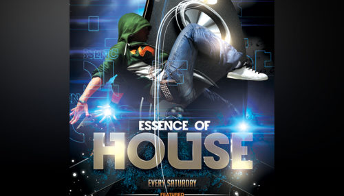 Urban House Electro Party Event