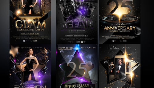 Awesome Luxury Flyer Bundle 2nd Edition